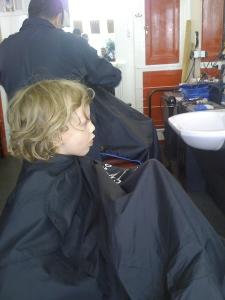 barnaby hair